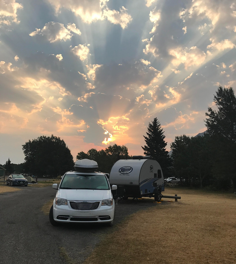 Townsite Campground, Waterton Lakes National Park