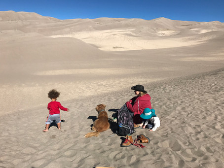 Trip Report: Rocky Mountain and Great Sand Dunes National Parks