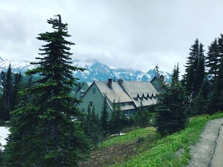 Trip Report: Mt. Rainier National Park