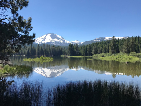 Trip Report: Lassen Volcanic National Park