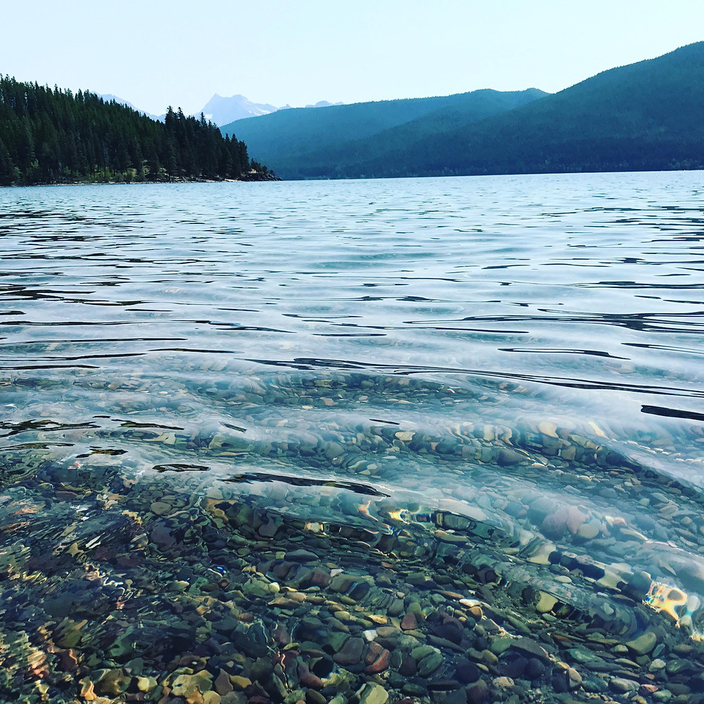 McDonald Lake, Glacier National Park