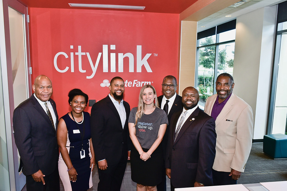 State Farm Minority Men Affinity Network-Vote Your Voice 2018 Civic Engagement Challenge #RealMenVote100