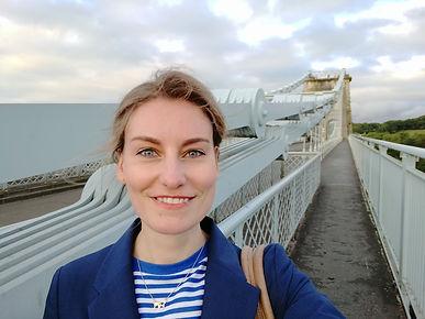 Kiki Kuijjer, Menai Bridge