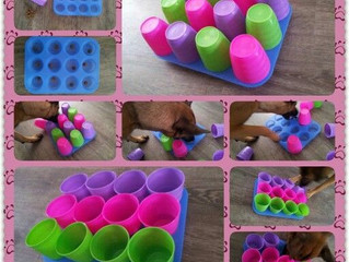 Ways with Cups!