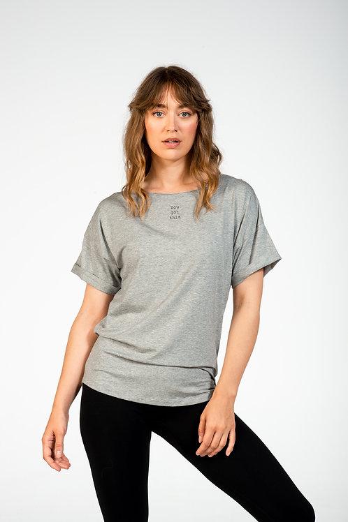 T-Shirt Lizard Grey