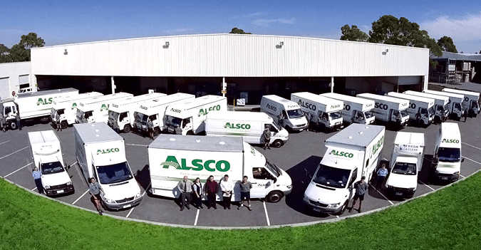 ALSCO NEW ZEALAND