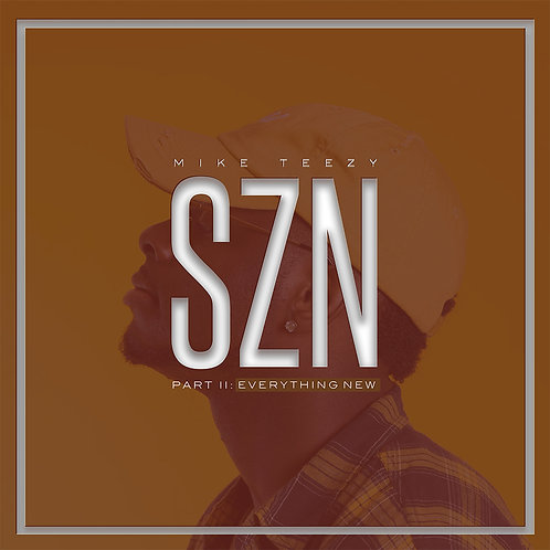 """""""SZN Part II: Everything New"""" Physical Album"""