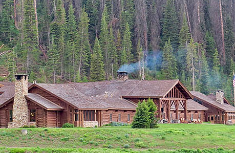 Tour the Lodge - About Us - Brooks Lake - Top All-inclusive resorts