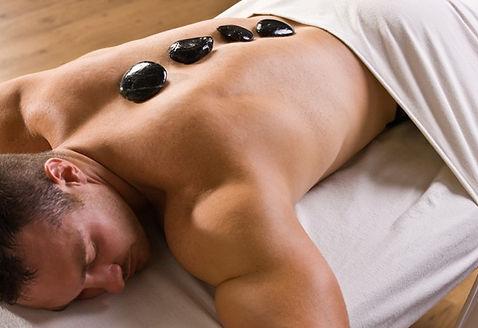 Togwotee Hot Stone Massage at Brooks Lake Lodge, an all-inclusive luxury resort near Yellowstone
