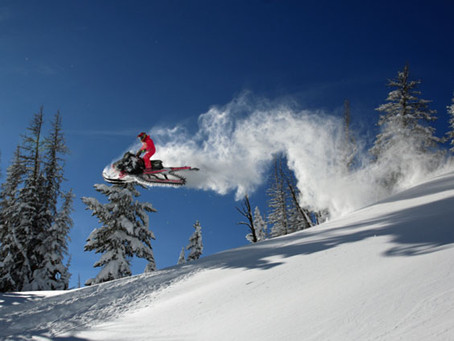 Sled Head Heaven Brooks Lake Lodge Has Everything Riders Want in Winter Vacay