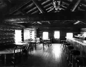 historic_bar - Our History -  Brooks Lake Lodge - mountain getaways