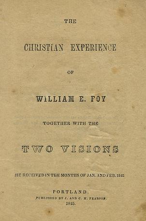 Christian Experience original (Jim Nix).