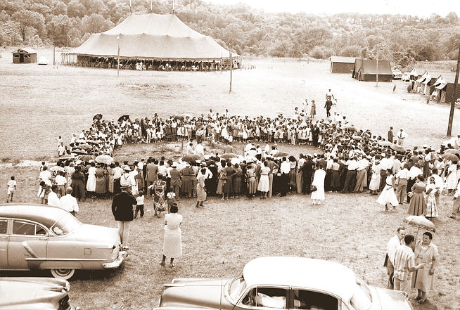 Regional Conference Camp Meeting