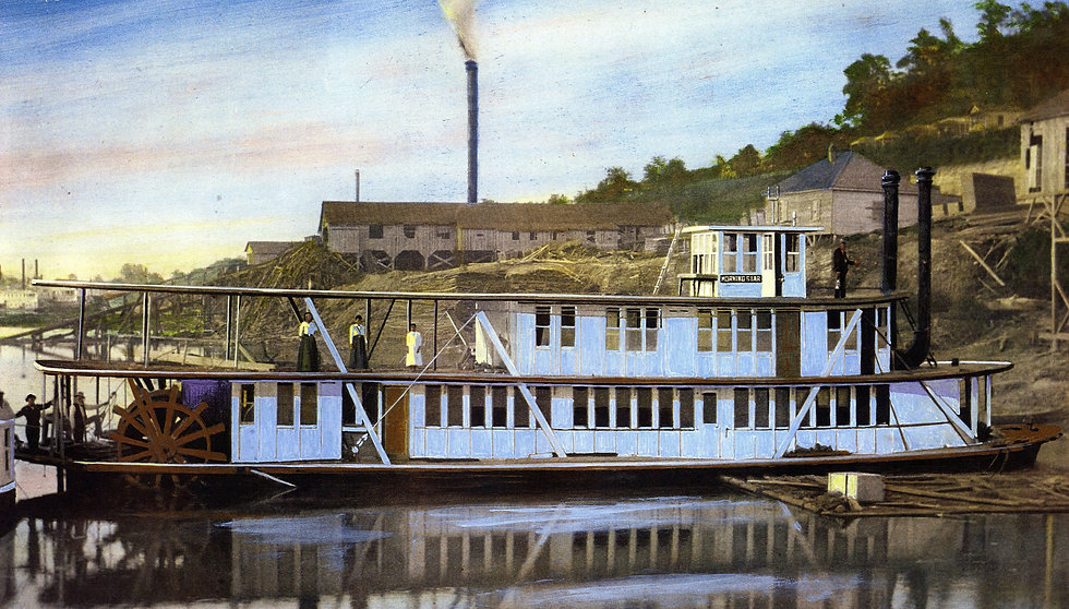 Morning Star - Colorized Oakwood Archive