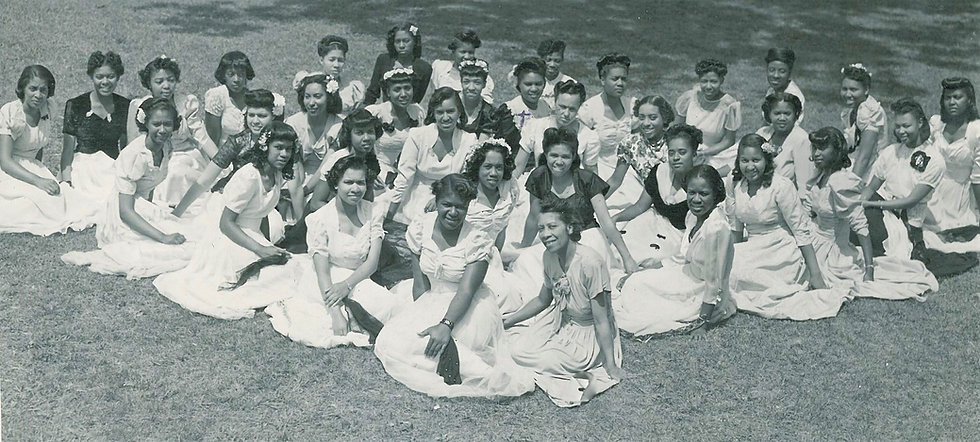 Dykes1947. Dr. Dykes was the sponsor of