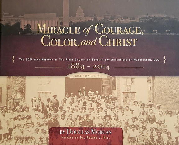 Miracle of Courage Color and Christ by D