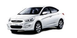 Hyundai Accent Blur