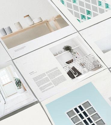書刊設計,平面設計