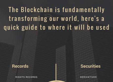 The Blockchain AD 2018