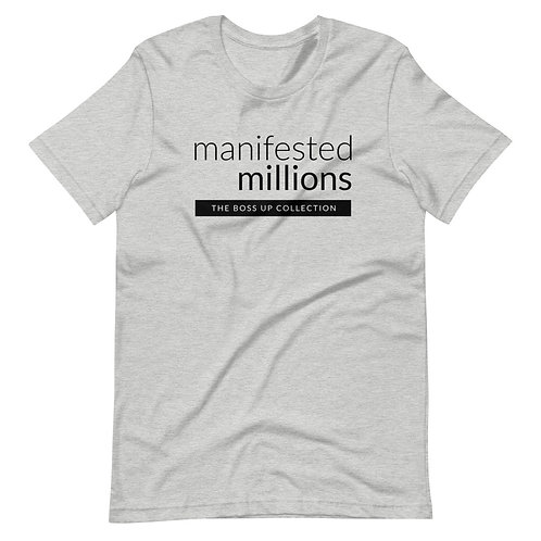 Manifested Millions T-Shirt (Dark)