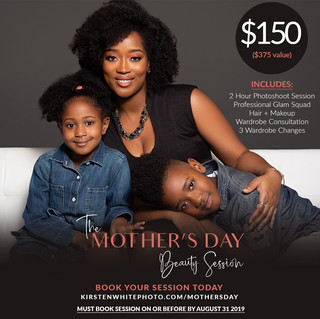 Kirsten White Mother's Day Proo Graphic