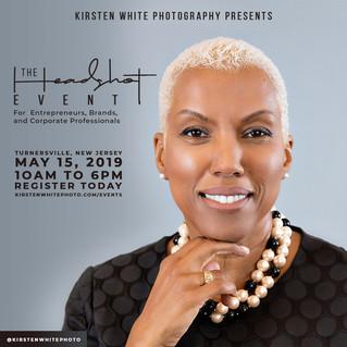 Kirsten White Headshot Promo