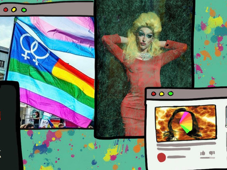 Queer Identity Online: The Importance of TikTok and Other Media Platforms