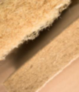 isolation chanvre marseille laine de verre