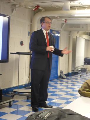 Dr. Sam Tangredi