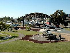 Outdoor_exhibit_aircraft_looking_northwe