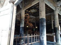 仏殿 地蔵菩薩坐像