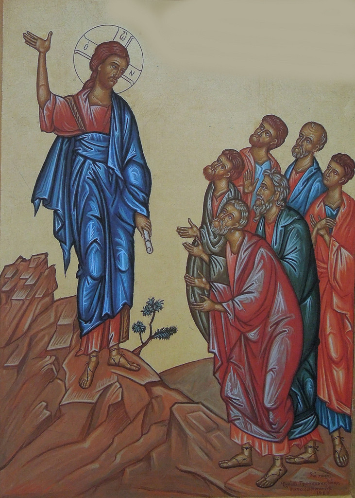 Icon of the Great Commission