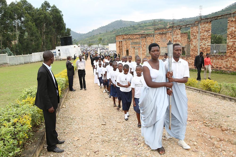 Genocide commemoration in Rwanda