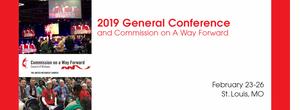 UMC General Conference 2019