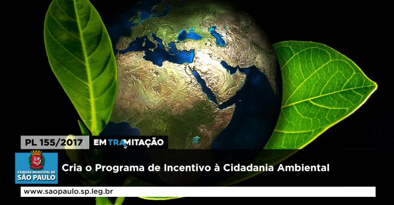programa de incentivo à cidadania ambiental