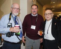 Joe Card, Wally Heimbach, and Stan Domosh