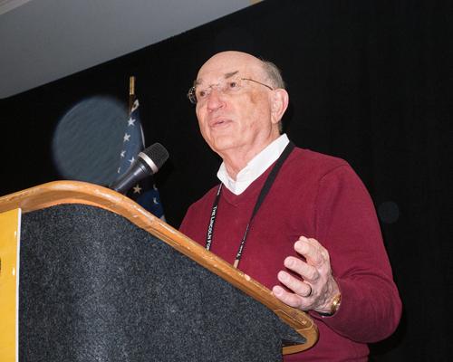 Speaker - John F. Marszalek.