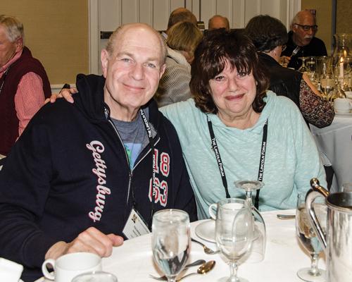 Norman & Judi Breitstein