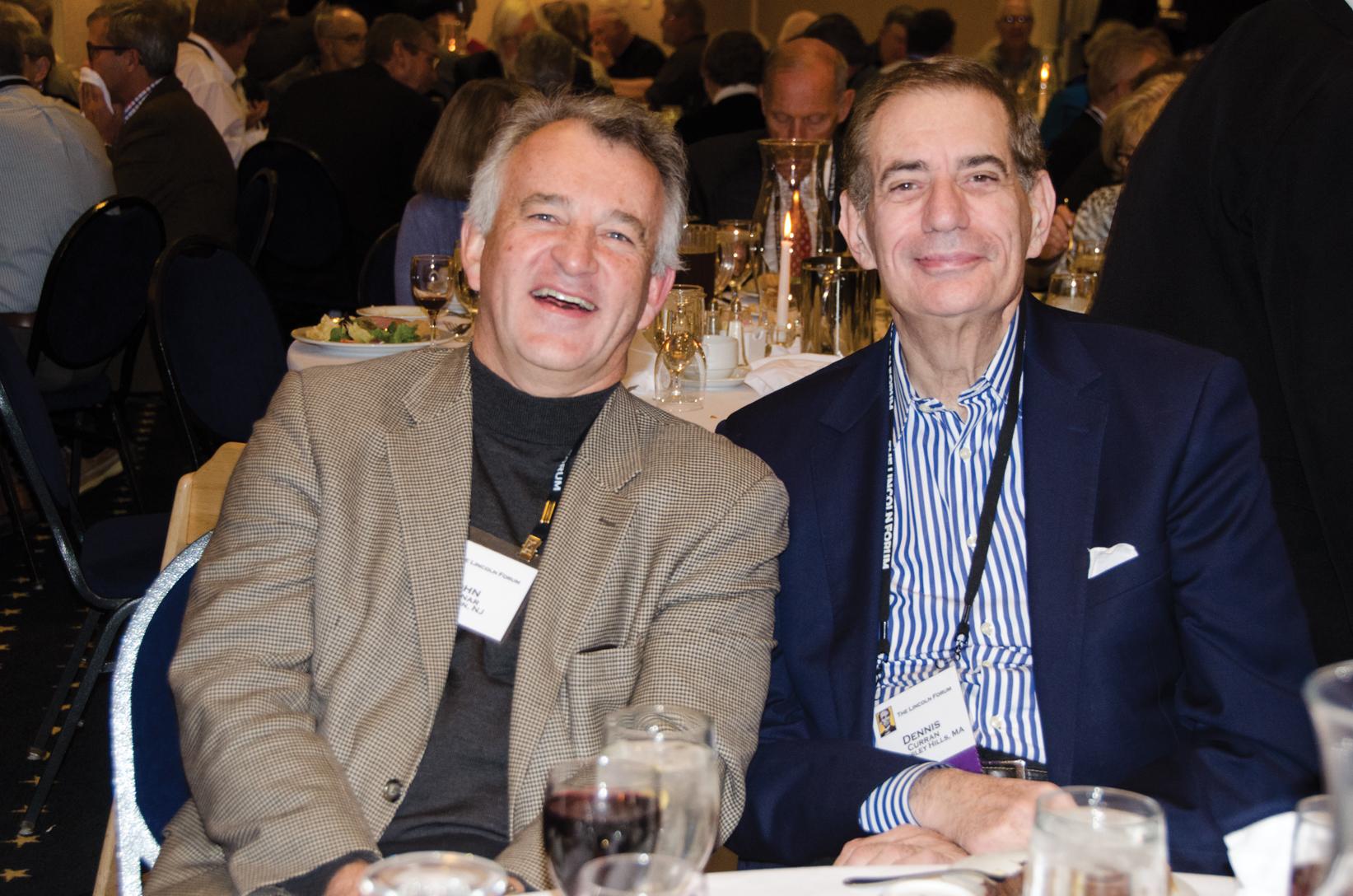 John Bodnar & Dennis Curran