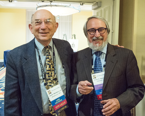 John Marszalek & Daniel R