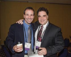 Ron Keller and Joseph R. Fornieri