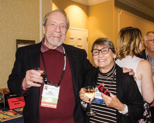 Mel Maurer & Marylou Symonds
