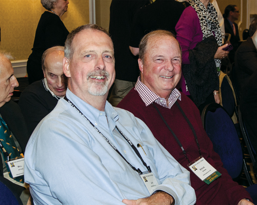 Jay Jorgensen & Steve Strom