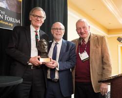 David Blight, Harold Holzer, Frank Williams