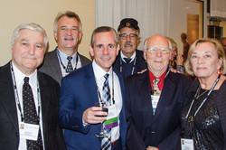 Joseph Truglio, John Bodnar, Steve Koppelman, Paul Ellis-Graham, Henry F