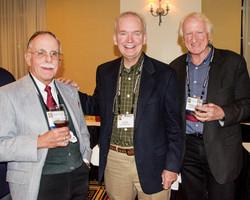 Clay Stuckey, John Sinclair & Charles Strozier