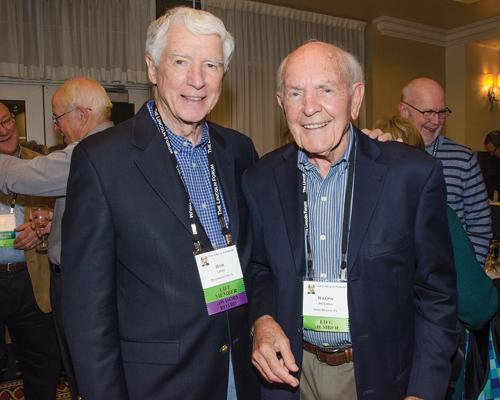 Bob Lenz & Ralph McCrea
