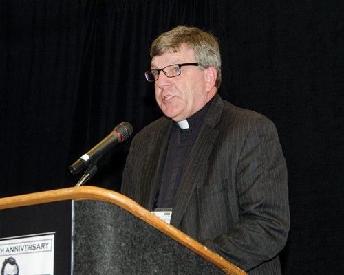 Rev. Harold Hand