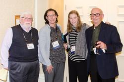 George Campbell, Leigh Ann & Lauren Schroeder & Alan Rosen