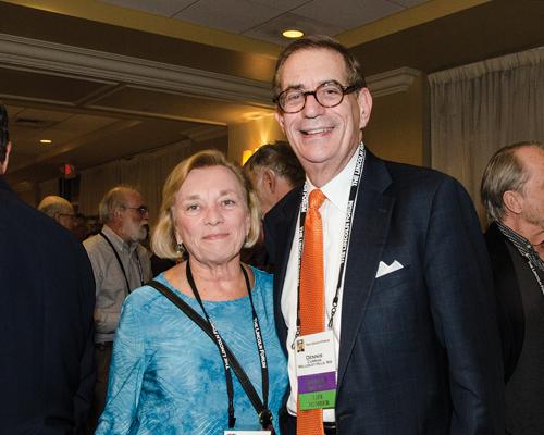 Paula Hopewell & Dennis Curran